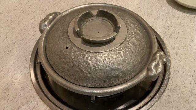 ○△□焼冨紗家の元祖豚もやしせいろむし鍋