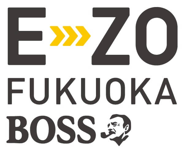 BOSS E・ZO FUKUOKA(ボス イーゾ フクオカ)のロゴ画像